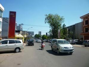 La città di Lombok