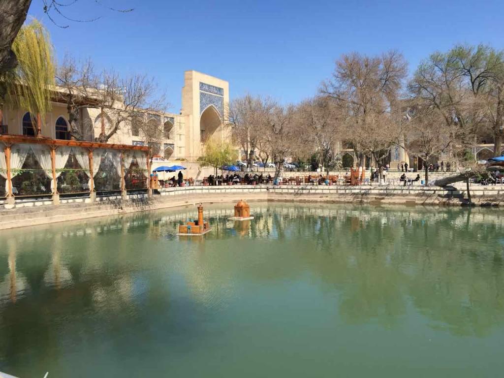 La piazza di Lyaby Huaz