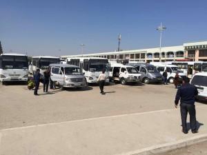 uzbekistan come arrivare via terra