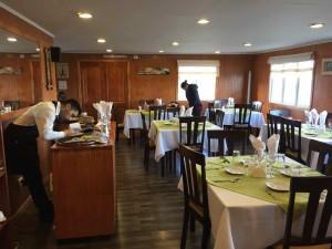 Porvenir ristoranti - L'interno del ristorante Ancla Mar