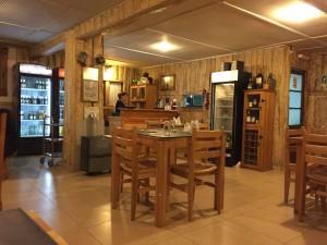 Porvenir ristoranti - L'interno del ristorante Espana