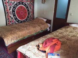 Samarcanda Guest House - Le camere del B&B Jahongir