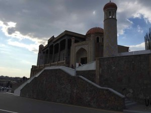 Samarcanda diario - Moschea Hazrat-Hizr