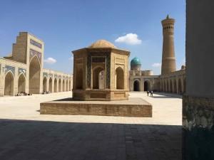 Uzbekistan perchè il nostro viaggio
