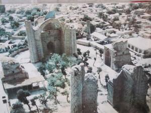 Come era la moschea qualche decennio fa