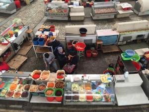 Tashkent racconto - Il Bazar Chorsu