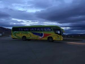 Cile come arrivare via terra - I bus che da Puerto Natales arrivano in Argentina