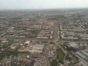 Tashkent storia - Tashkent vista dall'alto