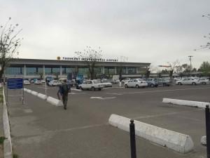 Uzbekistan viaggio - L'aeroporto di Tashkent