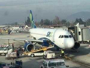 Cile come arrivare con gli aerei