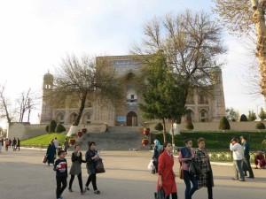 Tashkent cosa vedere - Madressa Kukeldash