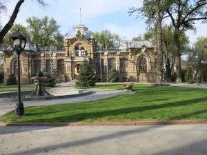 Tashkent cosa vedere - Palazzo Romanov
