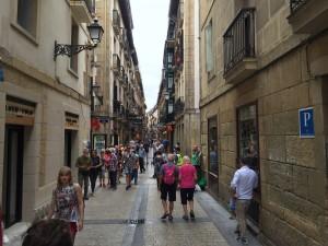 San Sebastian cosa vedere - il centro storico