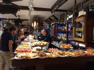 San Sebastian dove mangiare