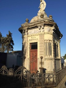Punta Arenas racconto - Il cimitero comunale