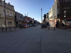 Punta Arenas racconto - Il centro della città