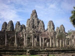 Cambogia Angkor  - Il Bayon