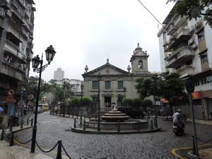 Macao religione
