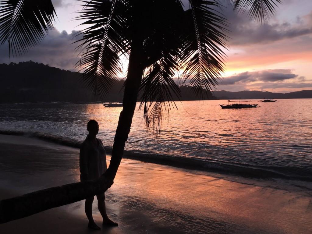 Palawan filippine backpacker