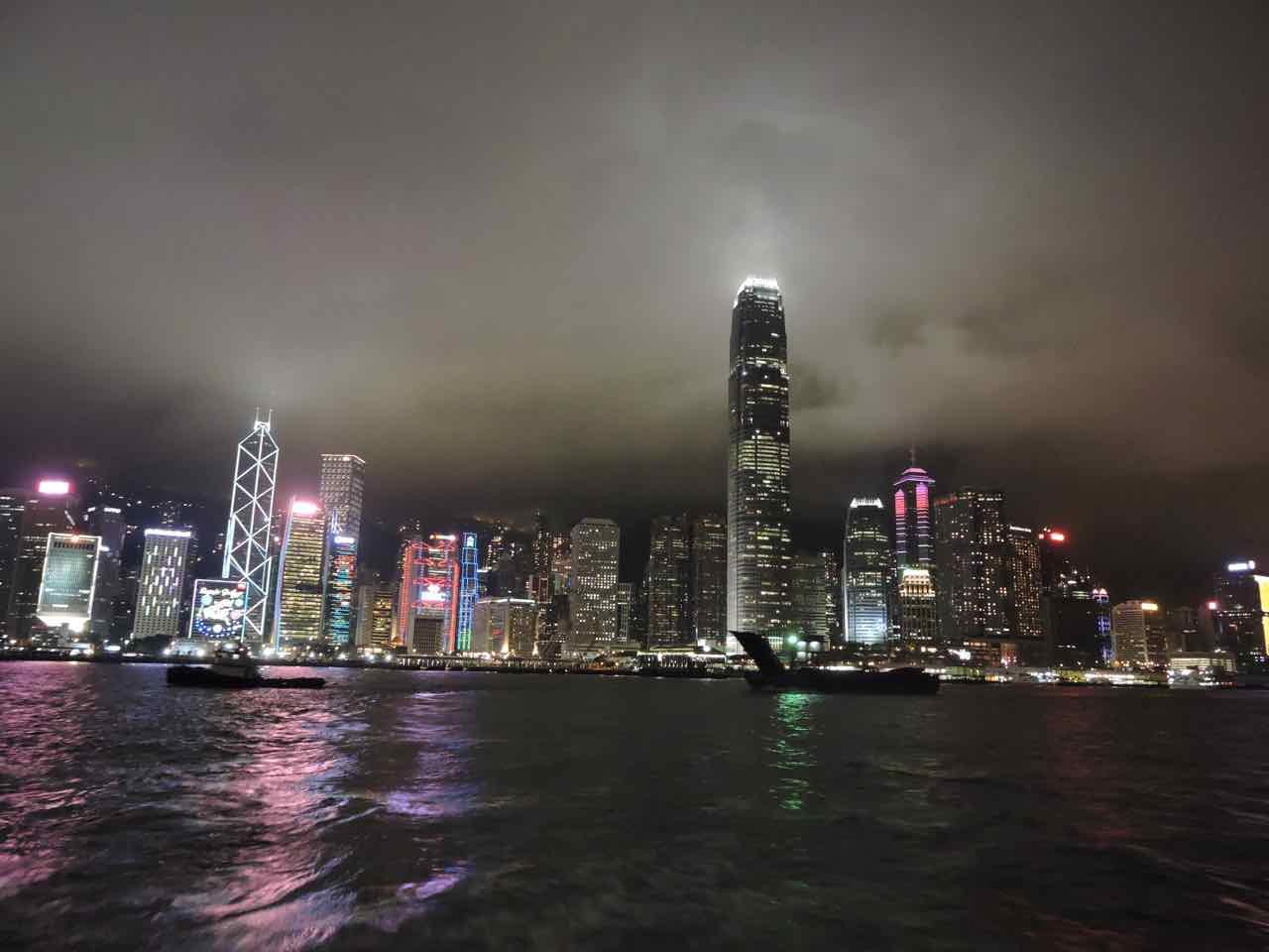 Hong Kong storia