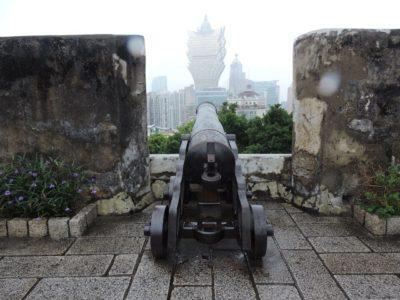 Macao storia