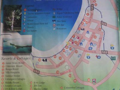 Port Barton descrizione