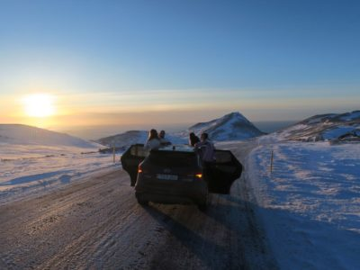 Le strade in Islanda