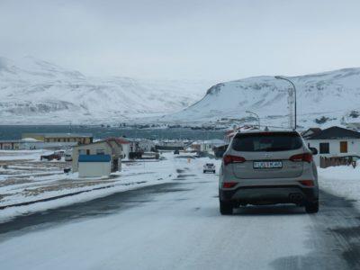 Islanda trasporti interni
