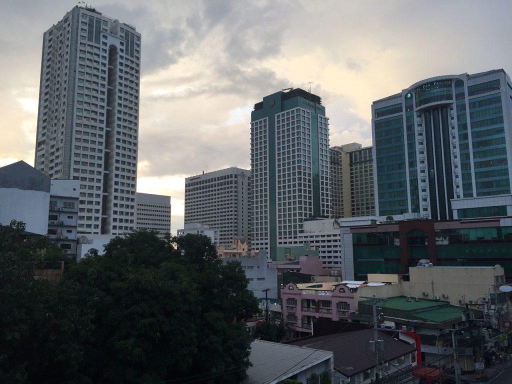 Manila storia