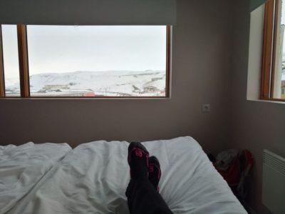Islanda dove dormire