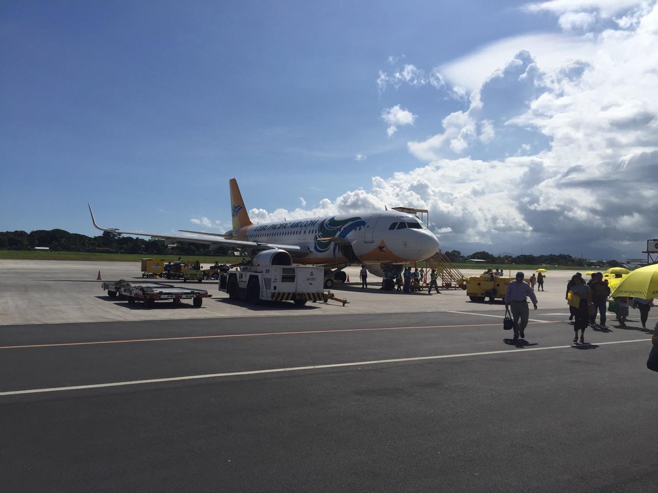 Come muoversi nelle Filippine via cielo
