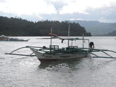 Come muoversi nelle Filippine via mare