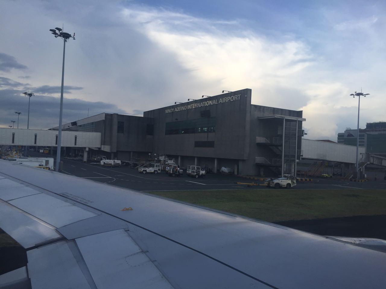 Aeroporto Manila