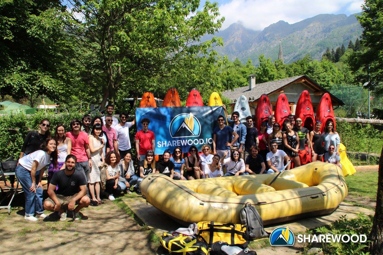 Adventure Travel con Sharewood