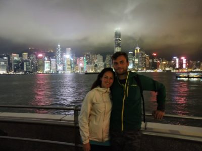 Secondo giorno a Hong Kong