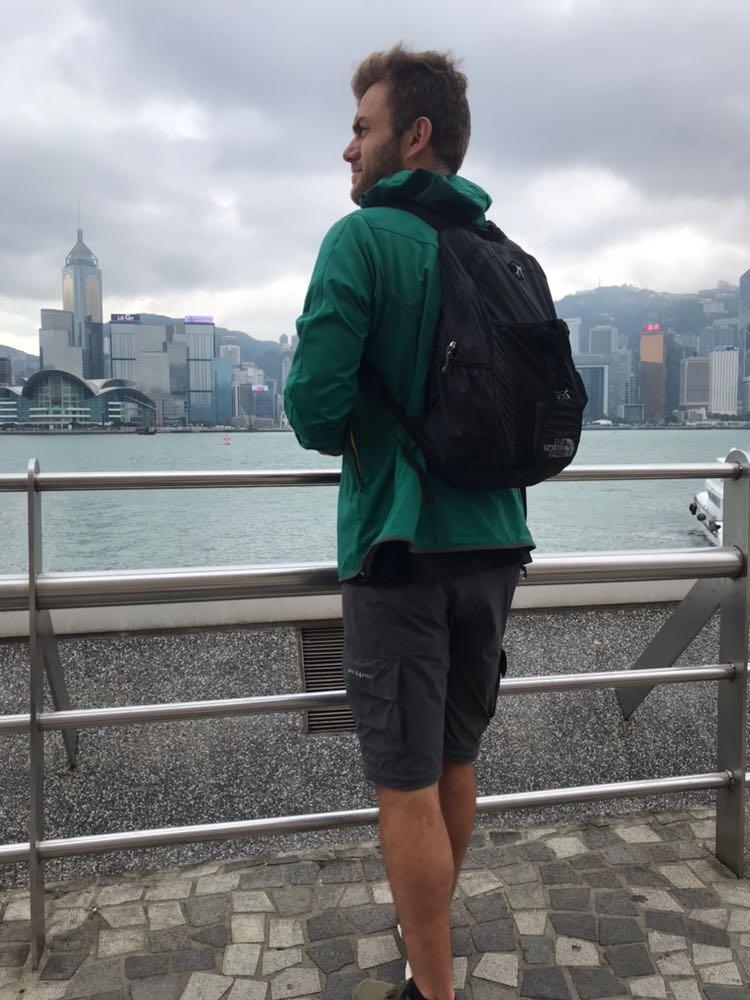 Ultimo giorno a Hong Kong