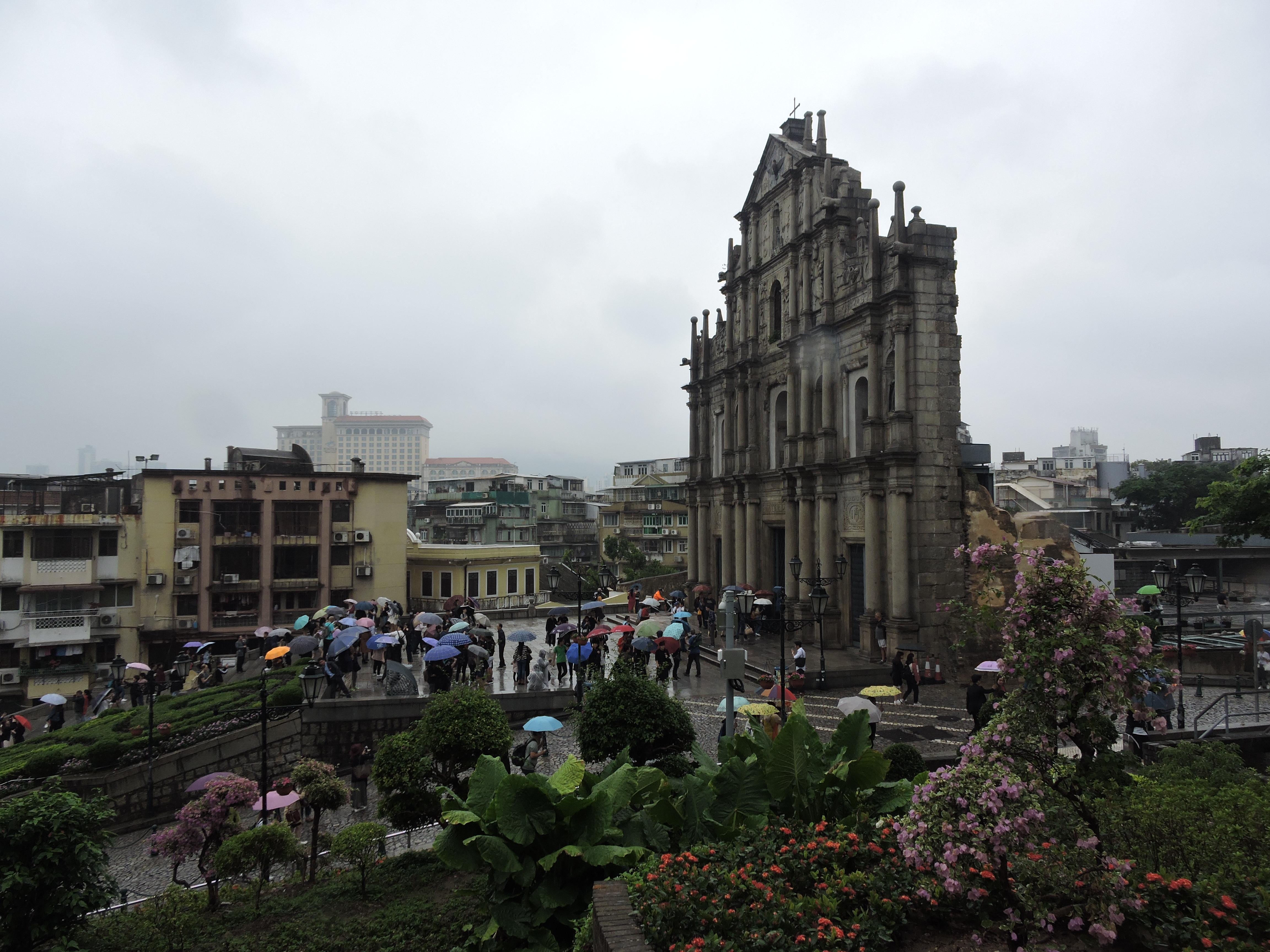 Basilica di San Paolo a Macao