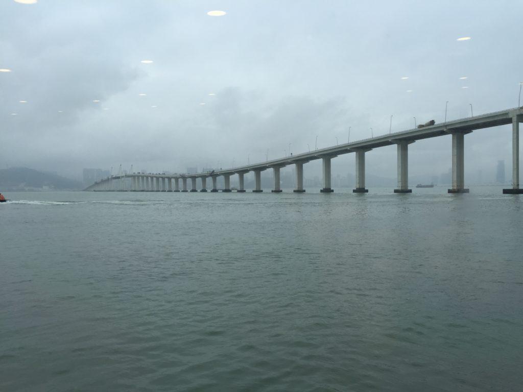 Macao - Il ponte più lungo del mondo