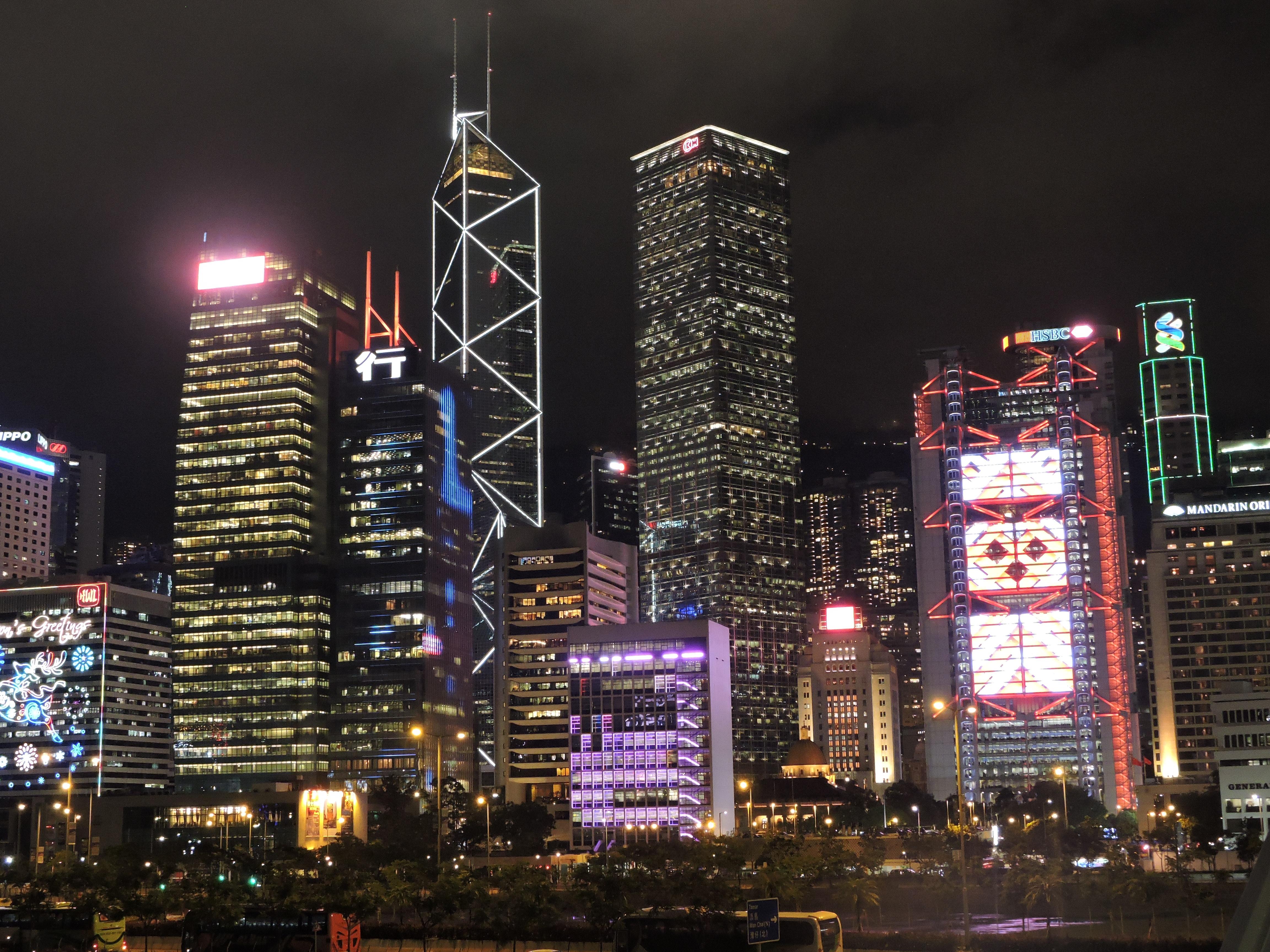 Il perchè di un viaggio a Hong Kong