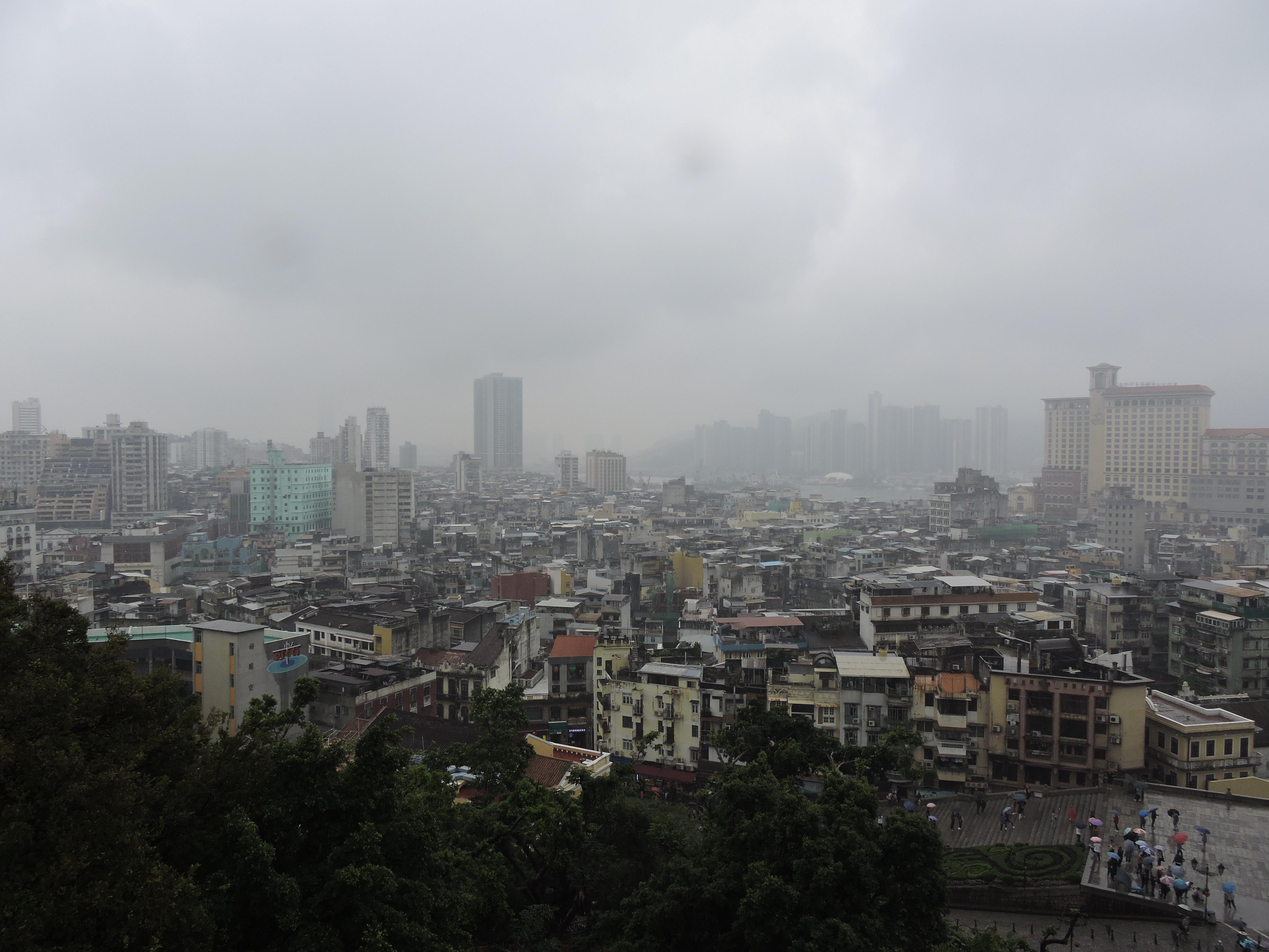 Diario del giorno a Macao