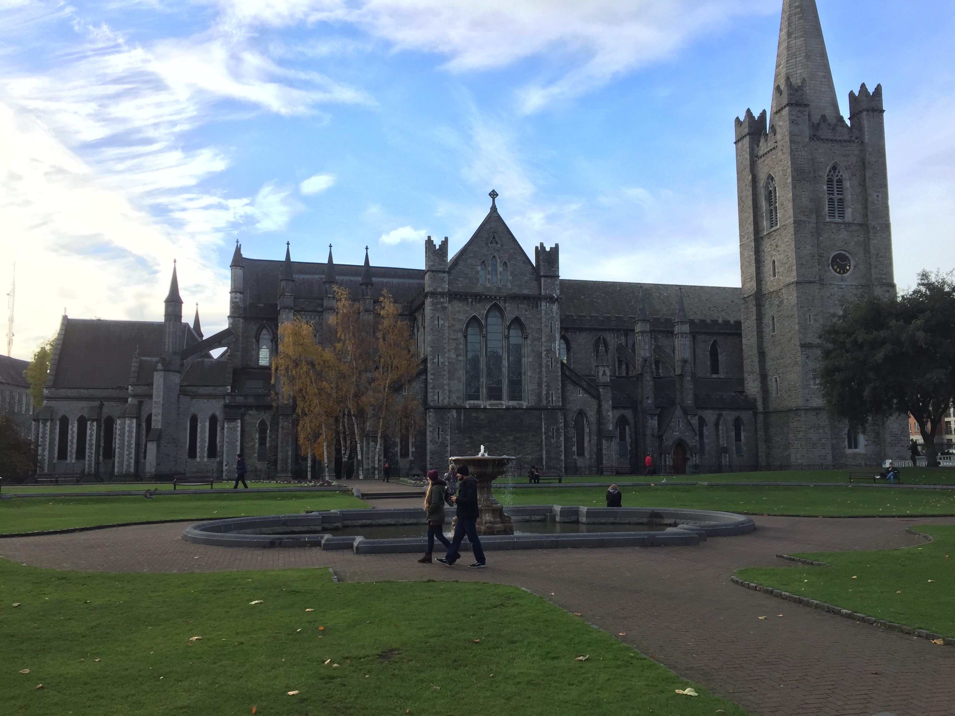 Le Cattedrali di Dublino