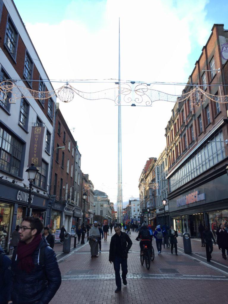 Visita di Dublino