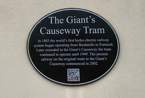La Ferrovia del Giant's Causeway e Bushmills
