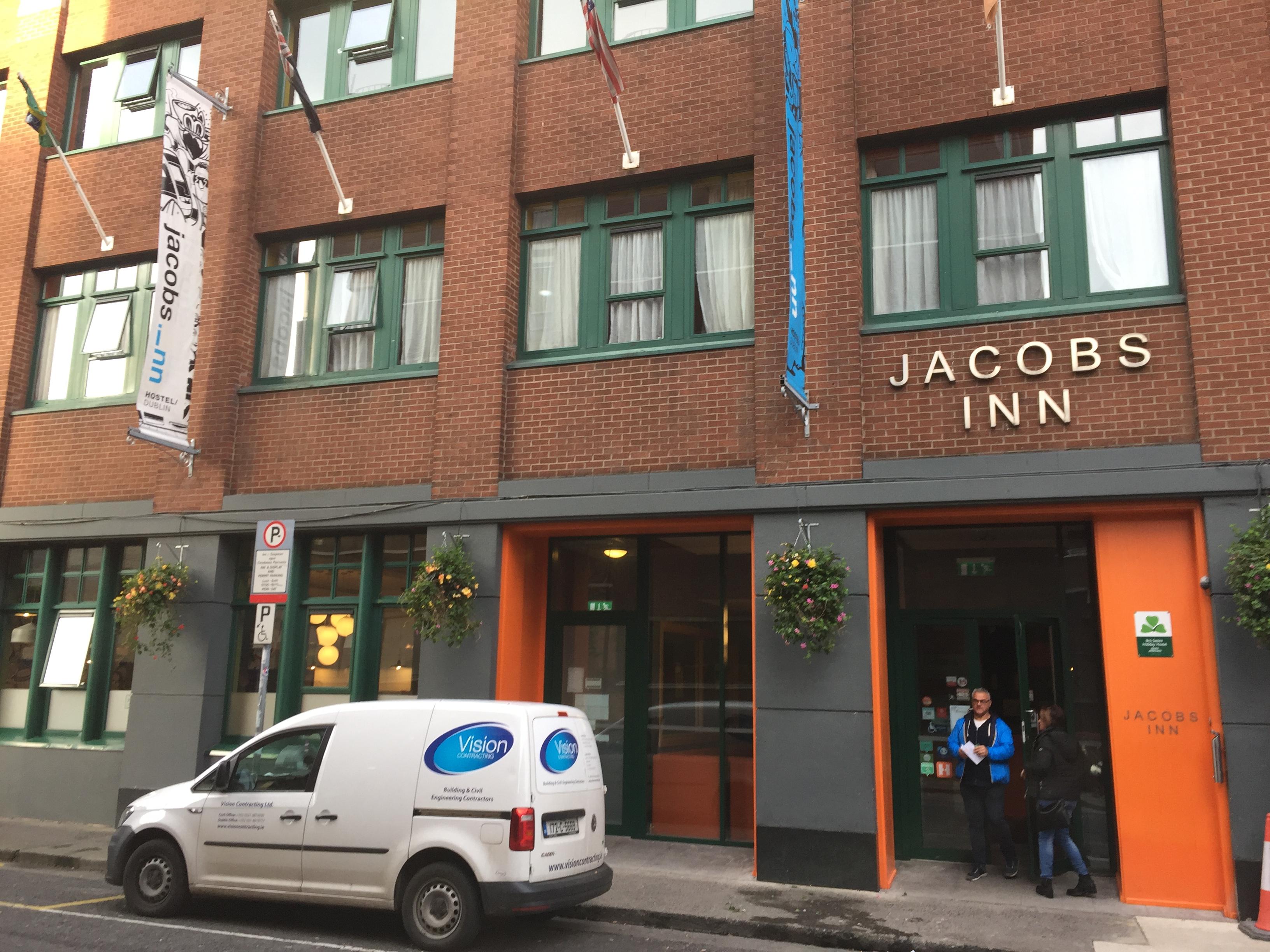 Dublino dove dormire