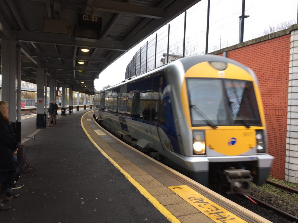 Irlanda del nord trasporti