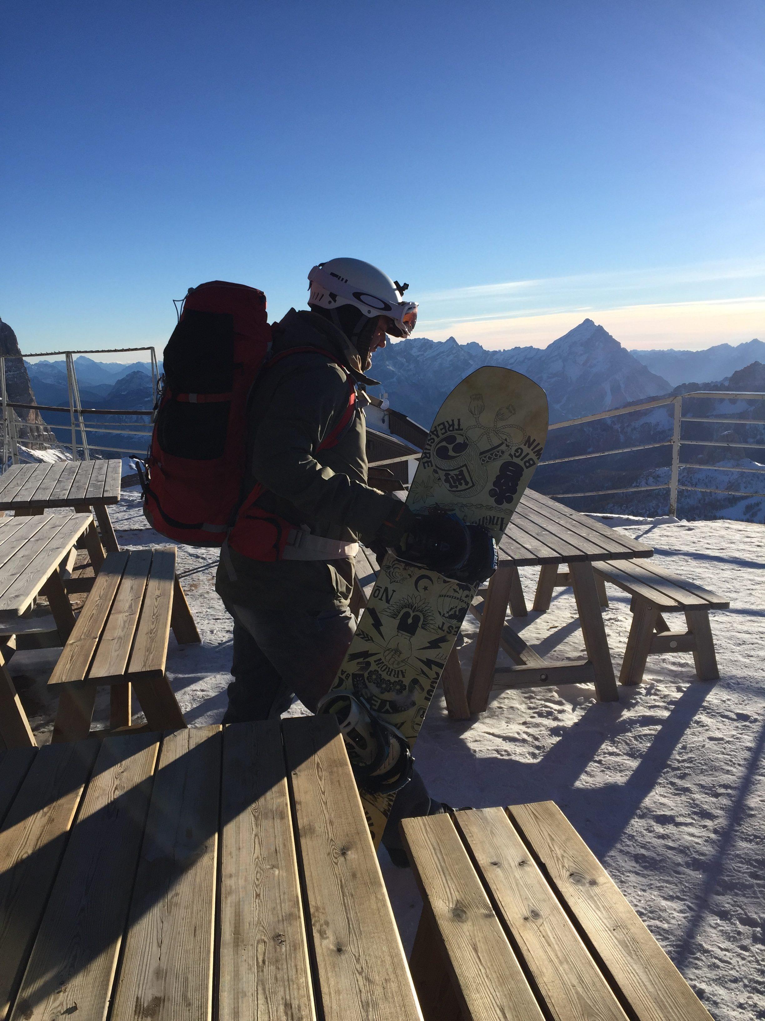 Viaggio di gruppo tra i rifugi delle Dolomiti