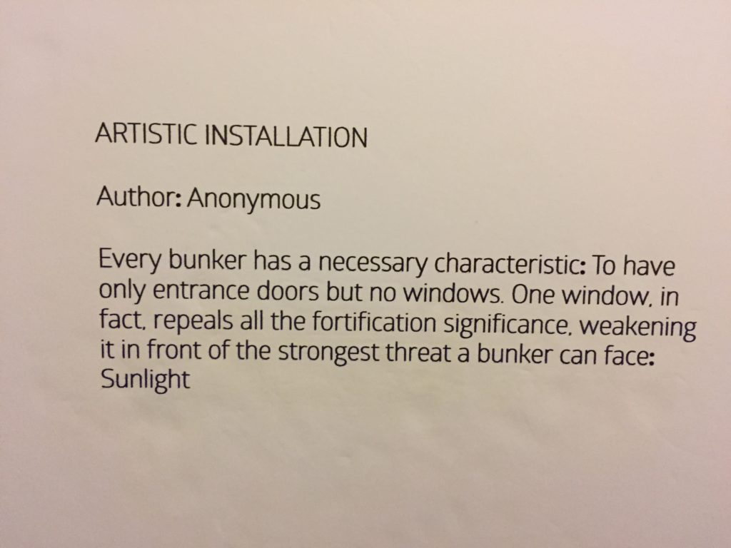 Bunk'Art
