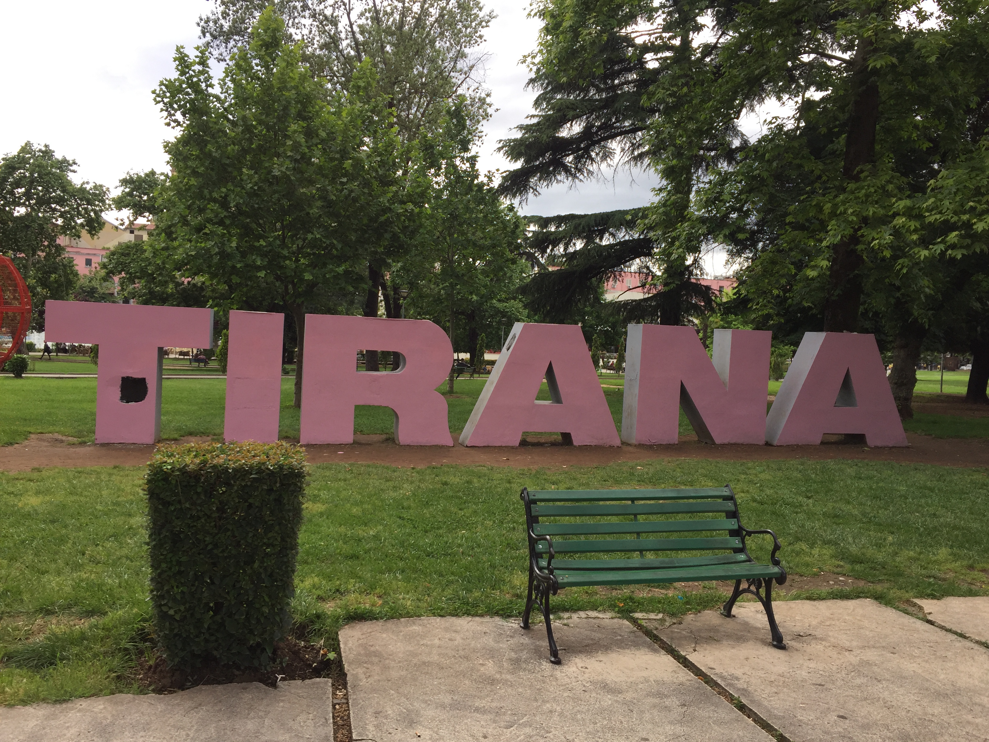 Tirana cosa vedere