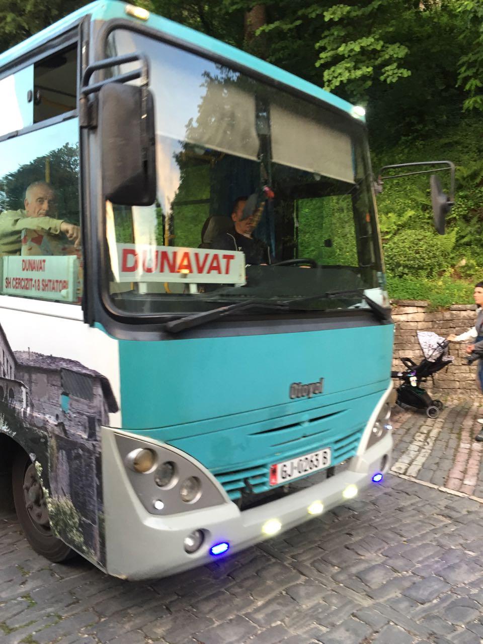 Albania trasporti