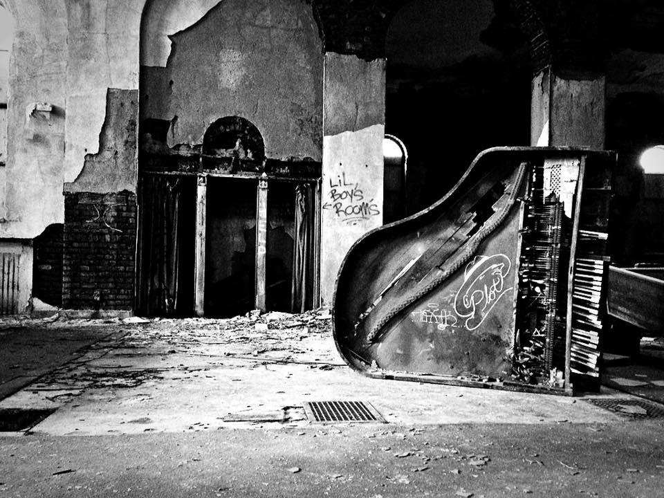 Detroit, Michigan - foto di Vanessa Marenco
